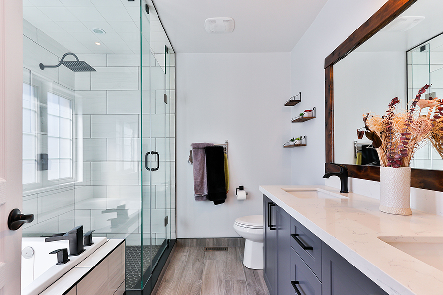 jak ogrzać łazienkę
